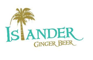 ISLANDER GINGER BEER trademark