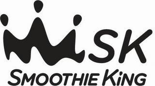 SK SMOOTHIE KING trademark