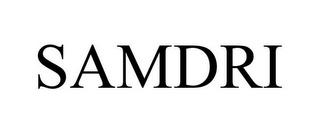 SAMDRI trademark