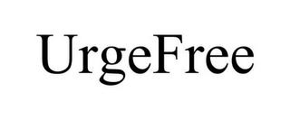 URGEFREE trademark
