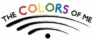 THE COLORS OF ME trademark