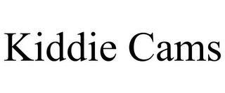 KIDDIE CAMS trademark