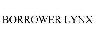 BORROWER LYNX trademark