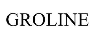 GROLINE trademark