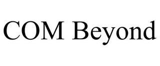 COM BEYOND trademark