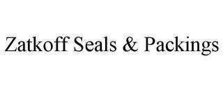ZATKOFF SEALS & PACKINGS trademark