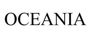 OCEANIA trademark