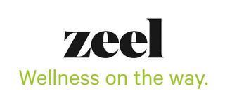 ZEEL WELLNESS ON THE WAY. trademark