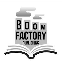 BOOM FACTORY PUBLISHING trademark