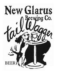NEW GLARUS BREWING CO. TAIL WAGGER BEER trademark