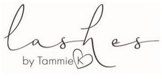 LASHES BY TAMMIE K trademark