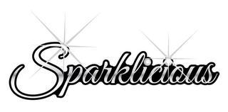 SPARKLICIOUS trademark