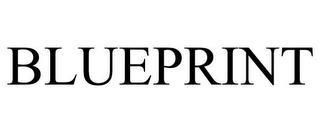 BLUEPRINT trademark