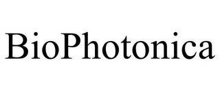 BIOPHOTONICA trademark