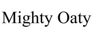 MIGHTY OATY trademark