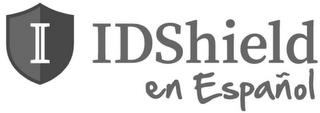 I IDSHIELD EN ESPAÑOL trademark