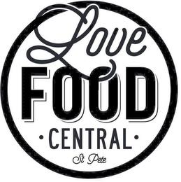 LOVE FOOD CENTRAL ST PETE trademark