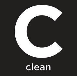 C CLEAN trademark