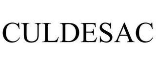 CULDESAC trademark