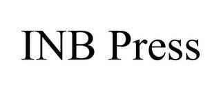 INB PRESS trademark