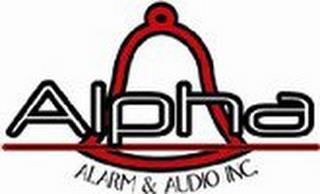 ALPHA ALARM & AUDIO INC. trademark