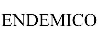 ENDEMICO trademark