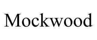 MOCKWOOD trademark