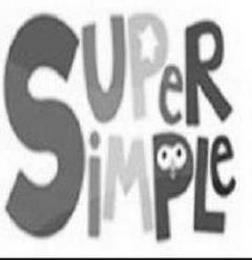 SUPER SIMPLE trademark
