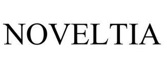 NOVELTIA trademark