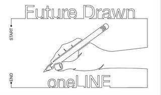 START FUTURE DRAWN ONELINE END trademark