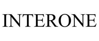 INTERONE trademark