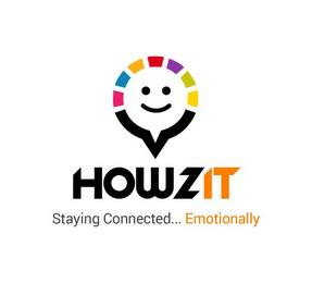 HOWZIT STAYING CONNECTED... EMOTIONALLY trademark