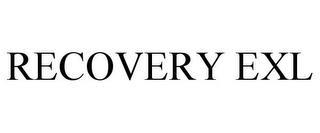 RECOVERY EXL trademark