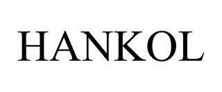 HANKOL trademark