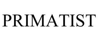 PRIMATIST trademark