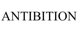 ANTIBITION trademark