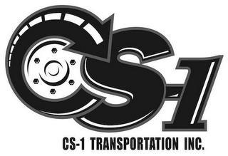 CS-1 CS-1 TRANSPORTATION trademark