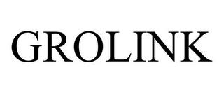 GROLINK trademark