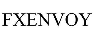 FXENVOY trademark