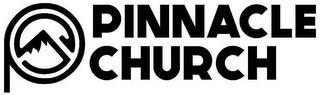P PINNACLE CHURCH trademark