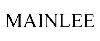 MAINLEE trademark