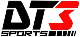 DT3SPORTS trademark