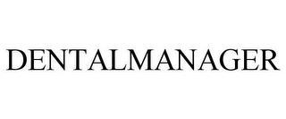 DENTALMANAGER trademark