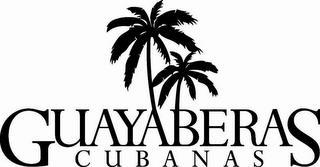 GUAYABERAS CUBANAS trademark