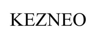 KEZNEO trademark
