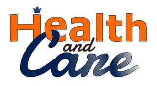 HEALTH AND CARE trademark