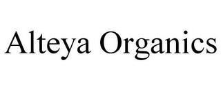 ALTEYA ORGANICS trademark