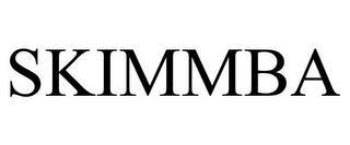 SKIMMBA trademark