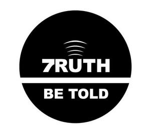 7RUTH BE TOLD trademark