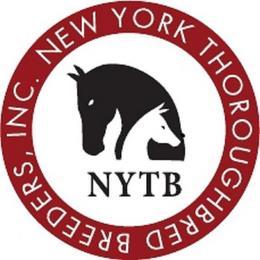 NYTB NEW YORK THOROUGHBRED BREEDERS, INC. trademark
